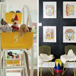 روش های عالی و زیبا برای سازماندهی اسباب بازی بچه ها + عکس
