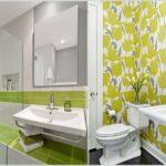 سرویس بهداشتی های شیک به رنگ سبز لیمویی
