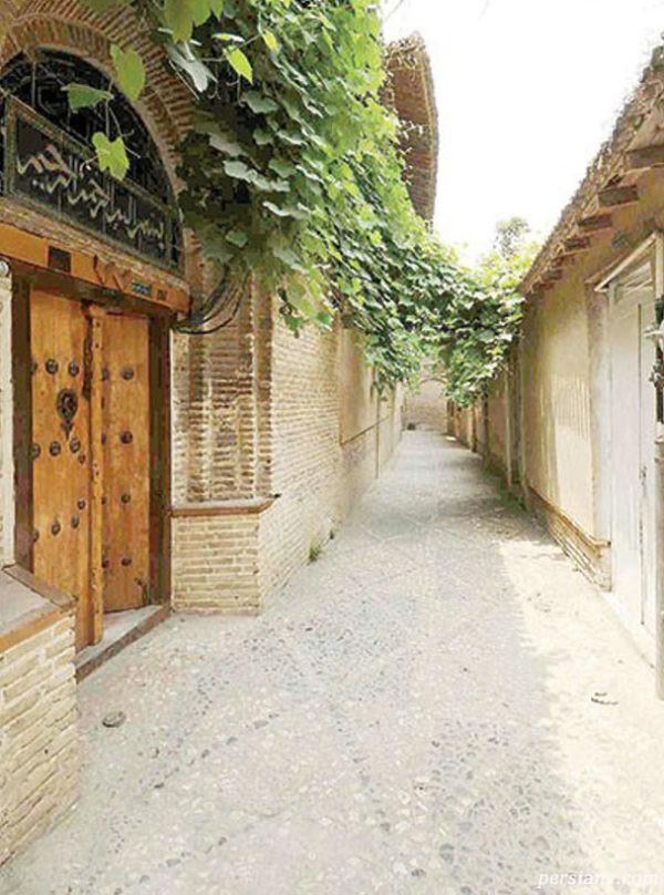 خانه های اصیل ایرانی