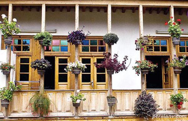 راز زیبایی خانه های اصیل ایرانی