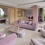 مدل دکوراسیون نقاط مختلف منزل با رنگ های پاستیلی