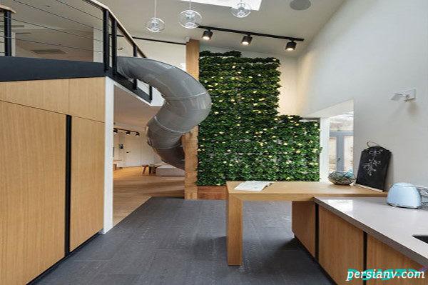 دکوراسیون داخلی خانه دو طبقه