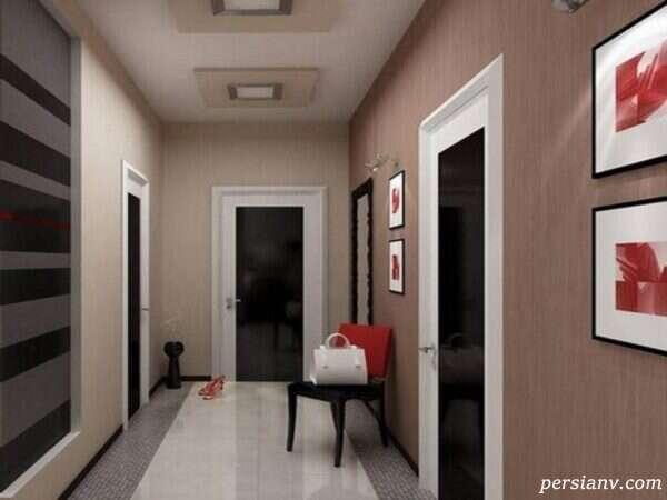 نوروز را به دکوراسیون ورودی خانه منتقل کنید