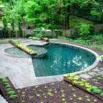 استخرهای جذاب برای حیاط کوچک خانه + تصاویر