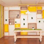 نمونه هایی از طرح های باغچه های آویز در منزل