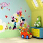 جدیدترین کاغذ دیواری اتاق کودک با طرح های بسیار شیک و مدرن
