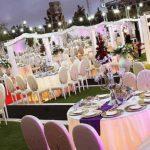 دکورهای زیبا و ابتکاری جشن عروسی در فضای باز + عکس