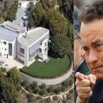 دکوراسیون داخلی خانه تام هنکس Thomas Hanks + تصاویر