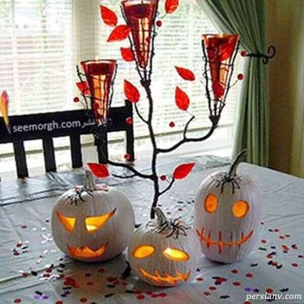 شمع های ترسناک