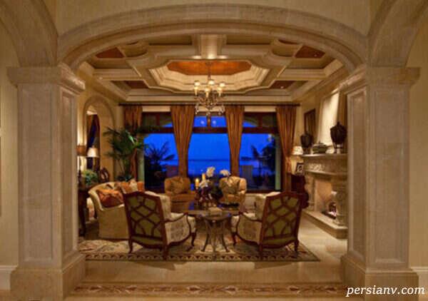 با این ایده های جالب، سقف خانه خود را مزین کنید