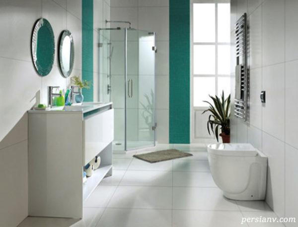 جدیدترین و مدرن ترین دکوراسیون های حمام
