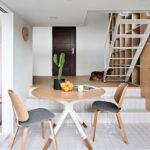 طرح های دکوراسیون بسیار زیبا برای آپارتمانهای کوچک ۳۰ متری