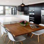 نقش چشمگیر سنگ مرمر و گرانیت در زیباتر شدن آشپزخانه