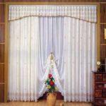 مدلهای زیبای پرده اتاق خواب عروس و داماد