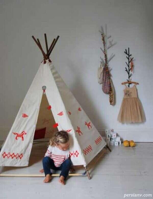چادرهای بازی اتاق کودک