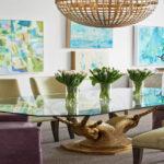 چگونه از گلدانی مناسب برای زیباترشدن دکوراسیون داخلی خانه استفاده کنیم+تصاویر