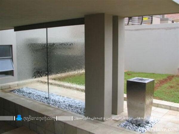 آبنما شیشه ای