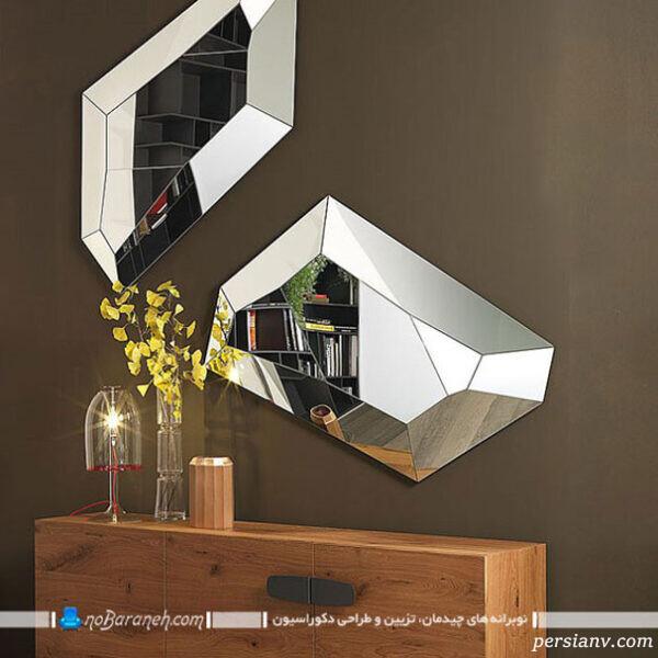 آینه در دکوراسیون خانه
