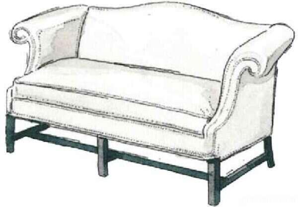 انواع مبل و کاناپه