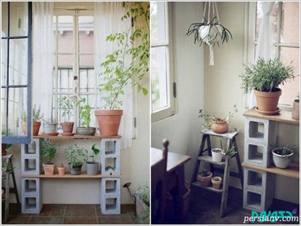باغچه برای خانه