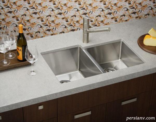 جدیدترین سینک ظرفشویی