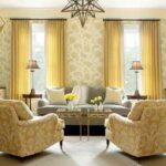 کاربرد هوشمندانه و زیبای چوب و رنگ زرد در این منزل