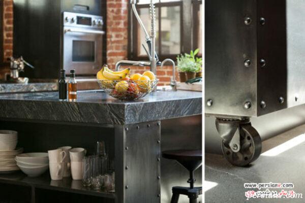 آشپزخانه هنری