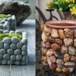 با وسایل بازیافتی در دکوراسیون خانه خود معجزه کنید