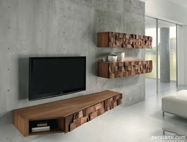 جدیدترین مدل های میز تلویزیون