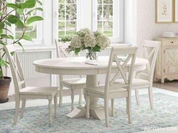 میز ناهار خوری مناسب