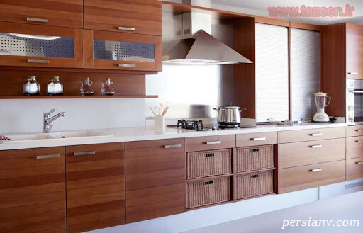 چگونه یک آشپزخانه شیک مدرن و بی نظیری داشته باشم