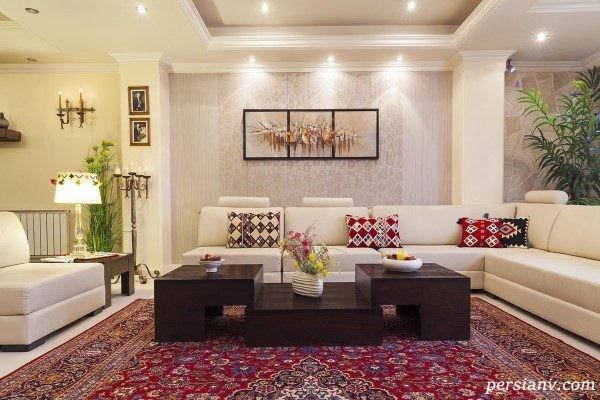 رنگهای شاد تابستانی برای اتاق نشیمن منزل تان+تصاویر