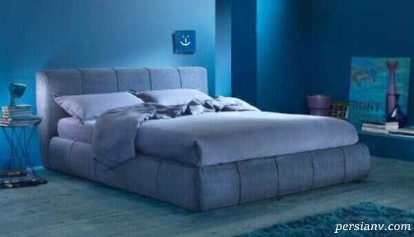 تاثیر انتخاب رنگ مناسب برای اتاق خواب دختر و پسر