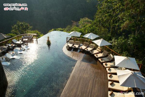 باغ های معلق بالی