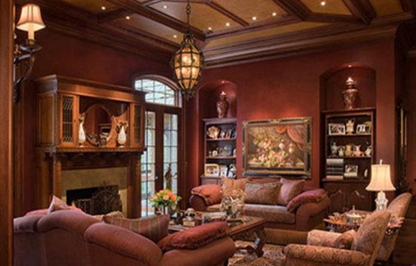 نورپردازی داخل خانه