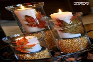 ایده های عالی برای گلدان های تزئینی پرشده در فصل پاییز +عکس