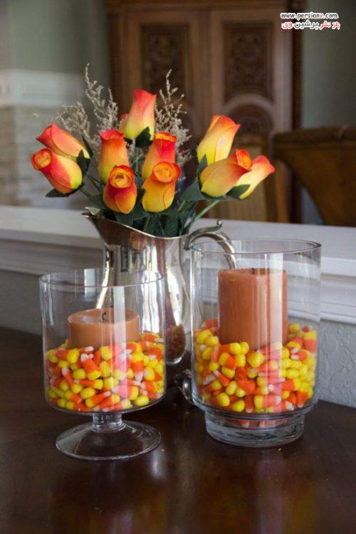 گلدان های تزئینی