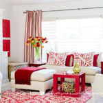 برای دکوراسیون داخلی خانه رنگی را انتخاب کنید که کل فضای آن را تحت تاثیر خود قرار دهد +تصاویر