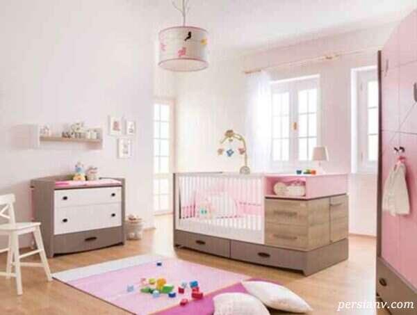 چیدمان ایده آل و مناسب اتاق بچه چگونه باید باشد؟