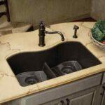 دکوراسیون مدرن و متنوع سینک های آشپزخانه