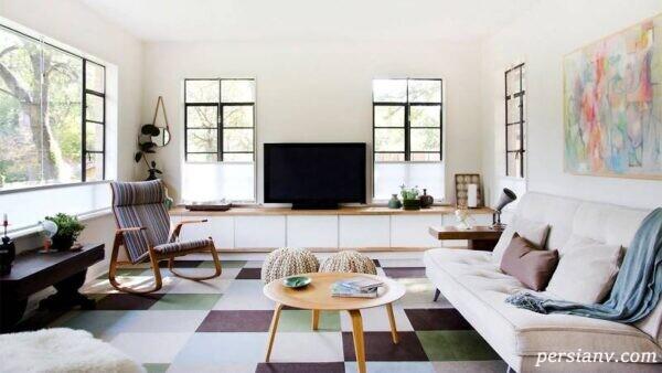 چگونه از فضای کم خانه استفاده بهینه کنیم