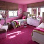 دکوراسیون زیبا و رنگارنگ خانه ای در لندن
