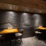طراحی مدرن و بی نظیر رستوران محمد کباب در اصفهان