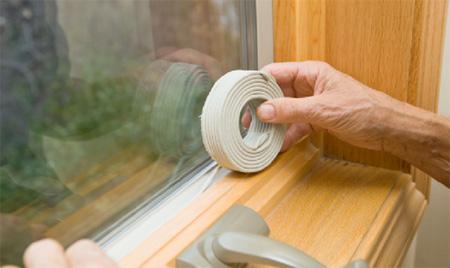 عایق درب و پنجره