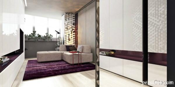 طراحی خانه 20 متری