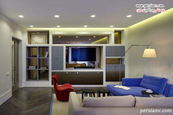 طراحی داخلی ساده