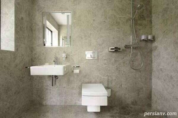 طراحی سرویس بهداشتی کوچک