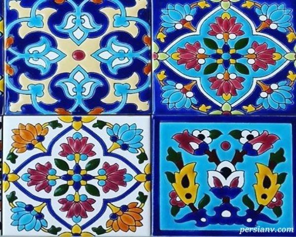 طراحی وسایل چیدمان خانه به سبک سنتی و اصیل ایرانی