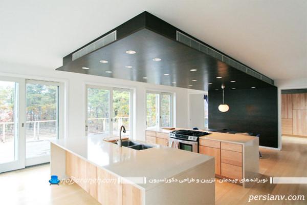 آشپزخانه سقف کاذب