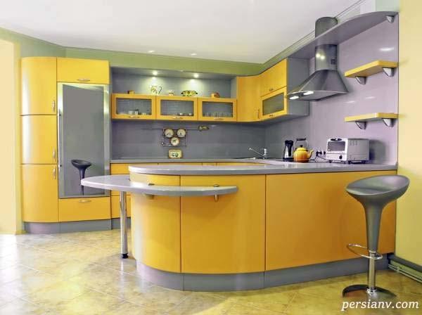 بهترین نوع کابینت آشپزخانه